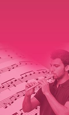 موسيقى : عزف على الآلة (عود ، بيانو ...)