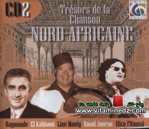 Trésors de la chanson Nord-Africaine - CD02