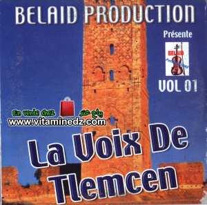 Compilation - La voix de Tlemcen (Vol 01)
