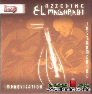 Azzedine El Maghrabi - Improvisation
