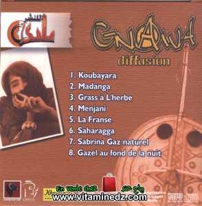 Gnawa diffusion - Album 2011