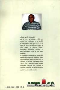 Abderrazek Bensalah - Nesmis, fille d'Hippone