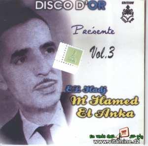 El Hadj M'Hamed El Anka vol 3