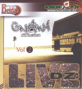 Gnawa diffusion live dz vol 2