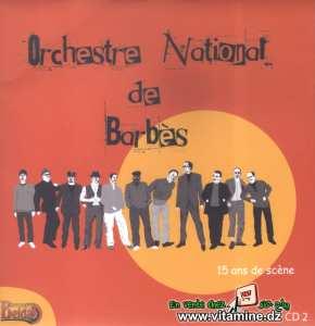 أركسترا وطنية لباربيس CD 2
