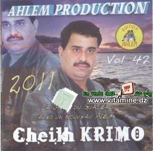 Cheikh Krimo - album 2011