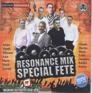 Resonance mix spécial fêtes