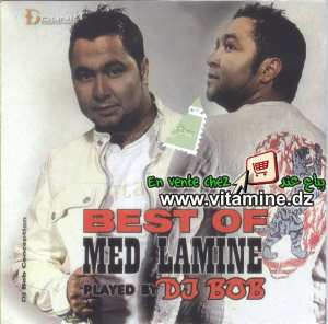 Mohamed Lamine - Best of (DJ Bob)