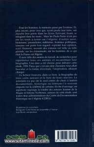 Mémoire écrite de l'Algérie depuis 1950, les auteurs et les œuvres - Jeanine de la Hongue et Simone Nerbonne