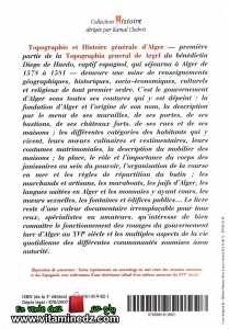 Topographie et Histoire générale d'Alger - Diego de Haëdo