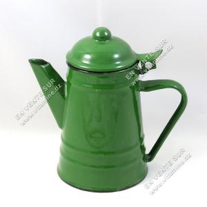 إبريق قهوة صحراوي (تفلون أخضر 300 سل)