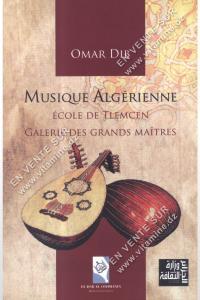الموسيقى الجزائرية - مدرسة تلمسان