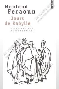 Mouloud Feraoun - Jours de Kabylie