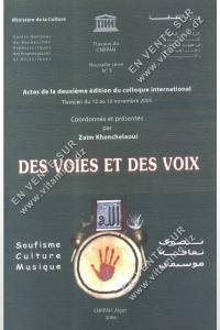 Zaim Khenchelaoui - DES VOIES ET DES VOIX ( Bilingue )
