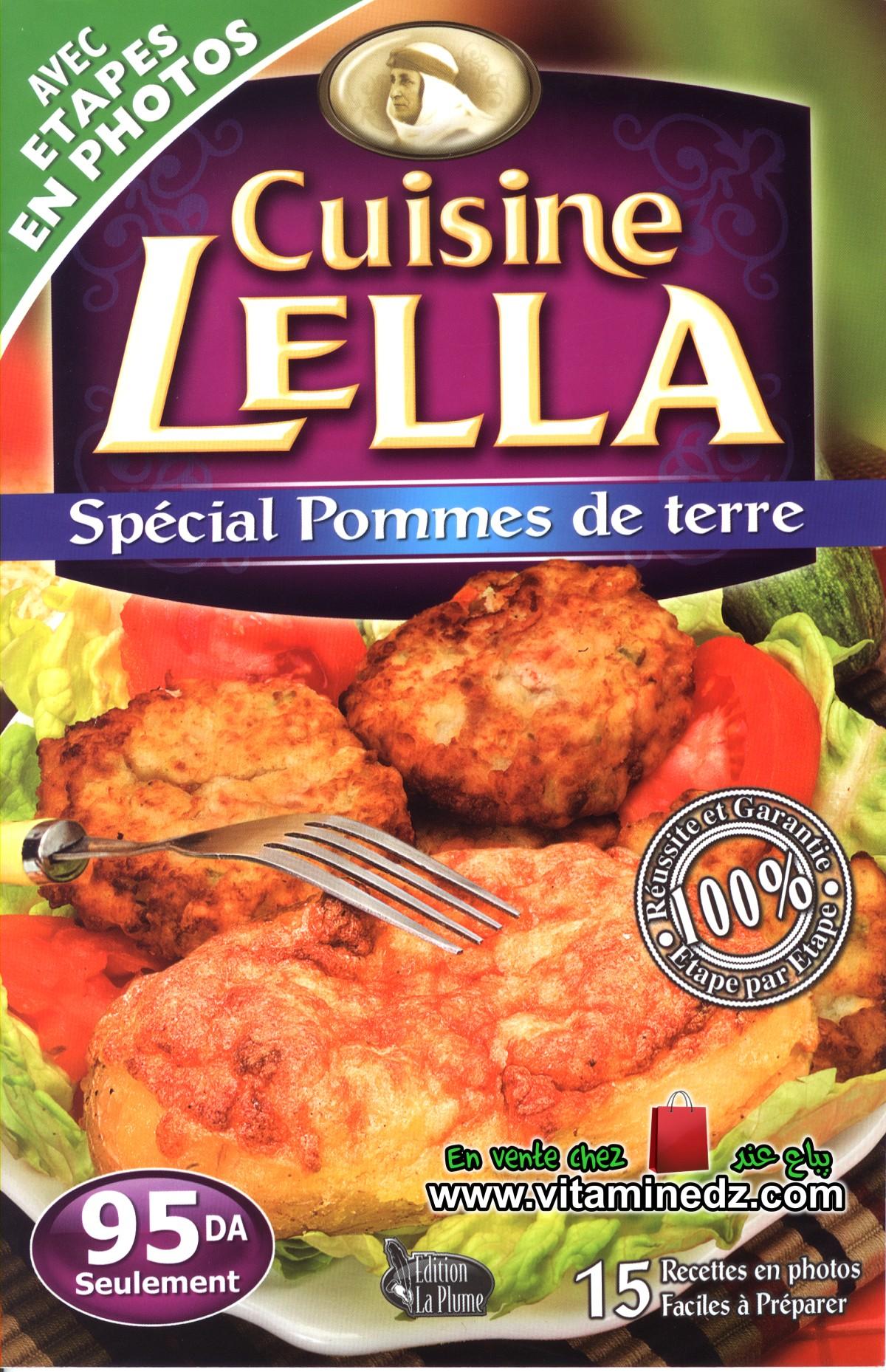 Cuisine Lella - Spécial pommes de terre