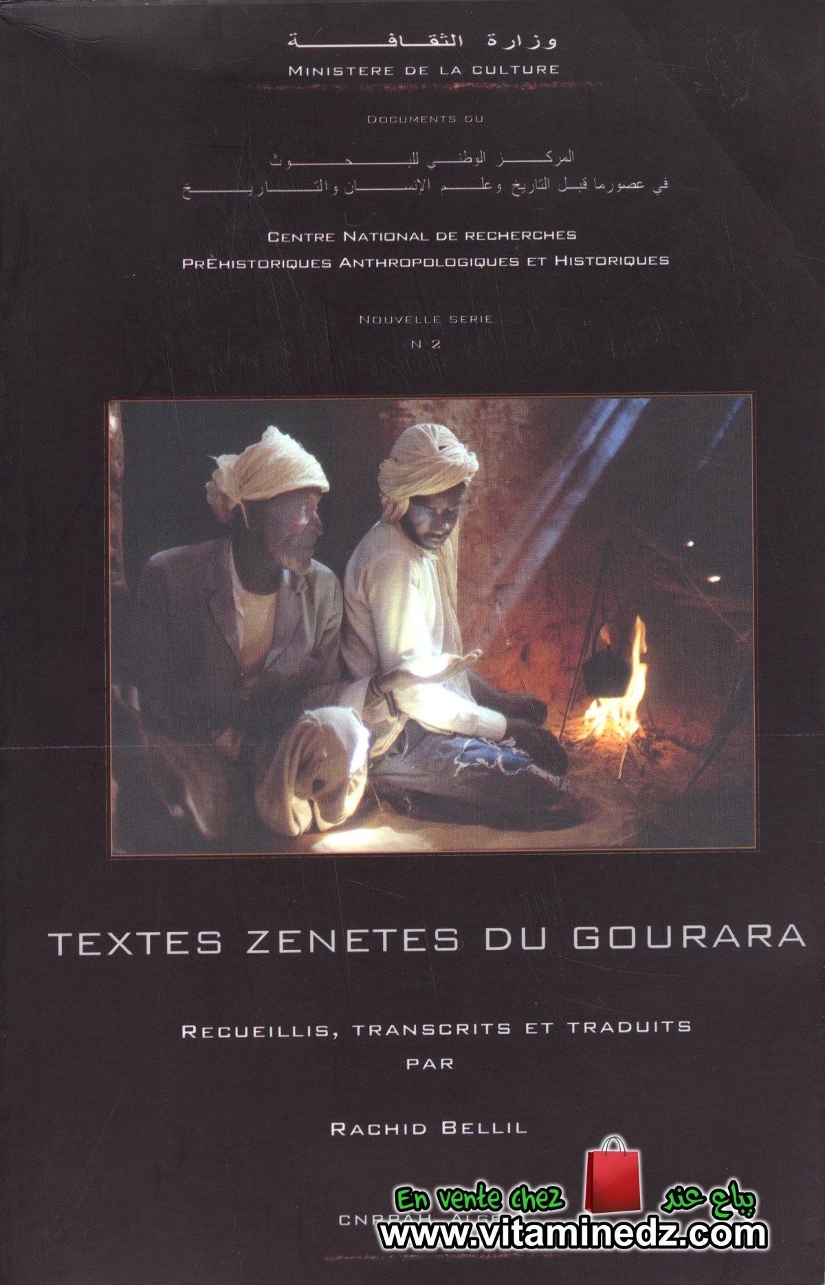 Rachid Bellil - Textes Zenetes du Gourara