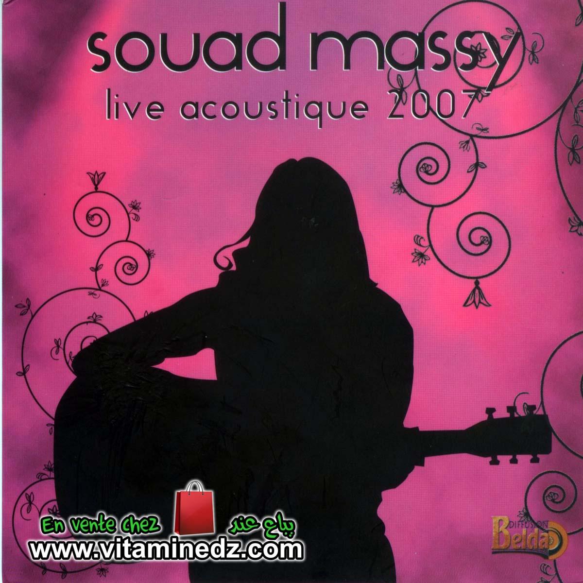 Souad Massi - Live acoustique 2007