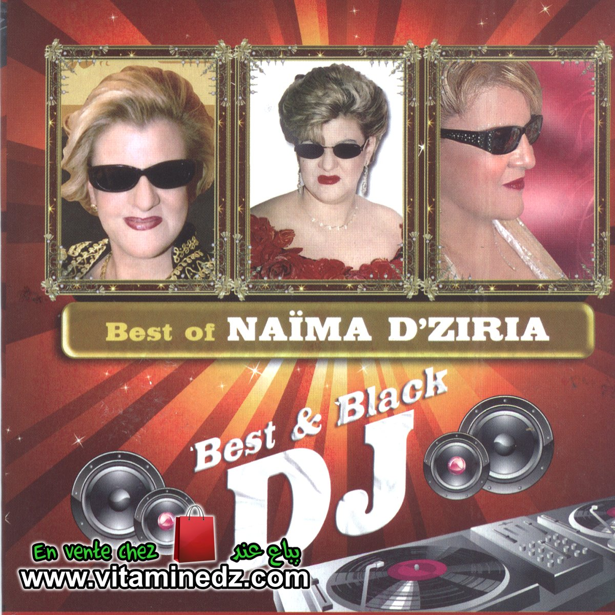Naïma Dziria - Best Of