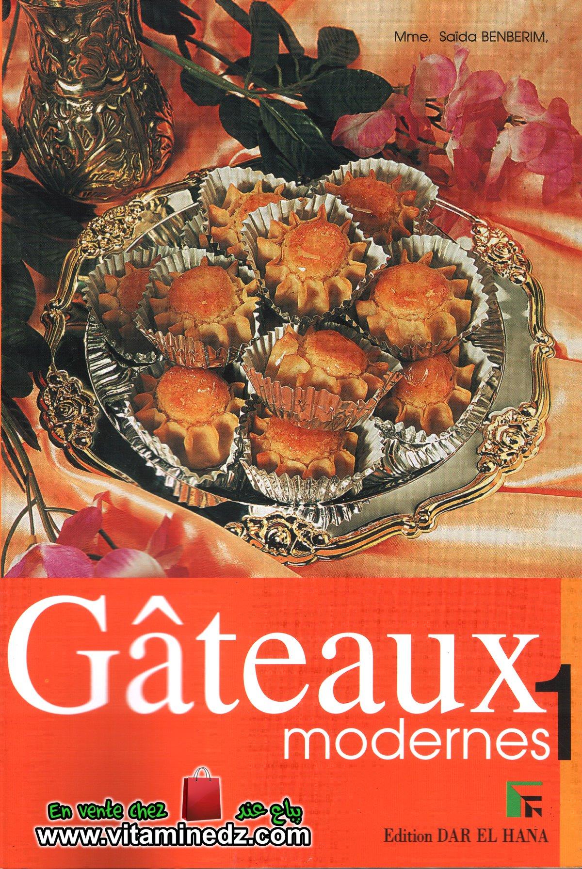 BENBERIM Saïda  - Gâteaux modernes 1