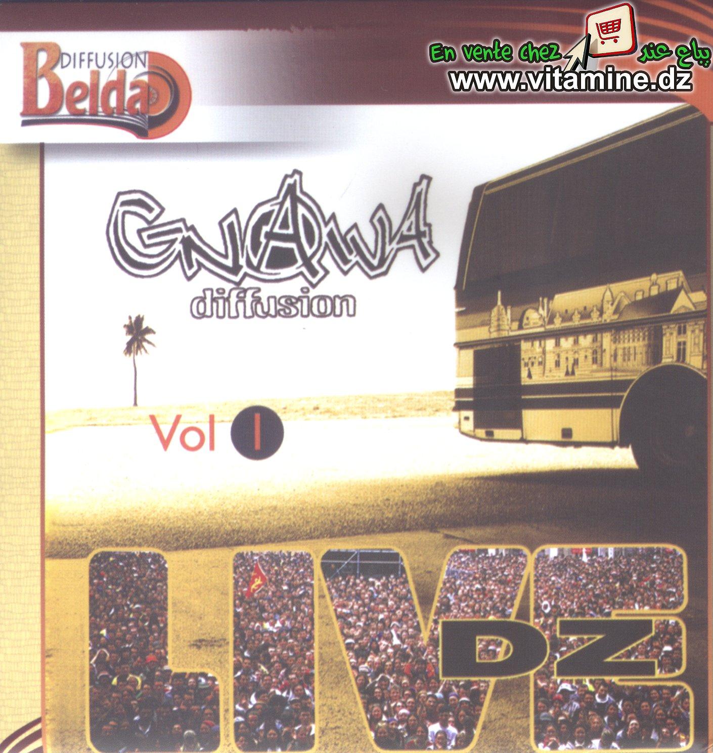 Gnawa diffusion live dz vol 1