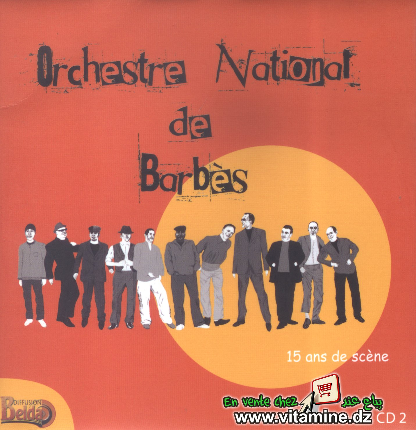 Orchestre National De Barbès CD 2