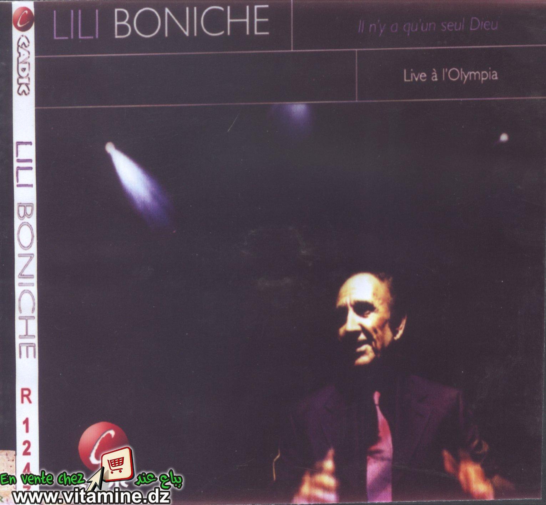 Lili Bouniche - live à l'olympia