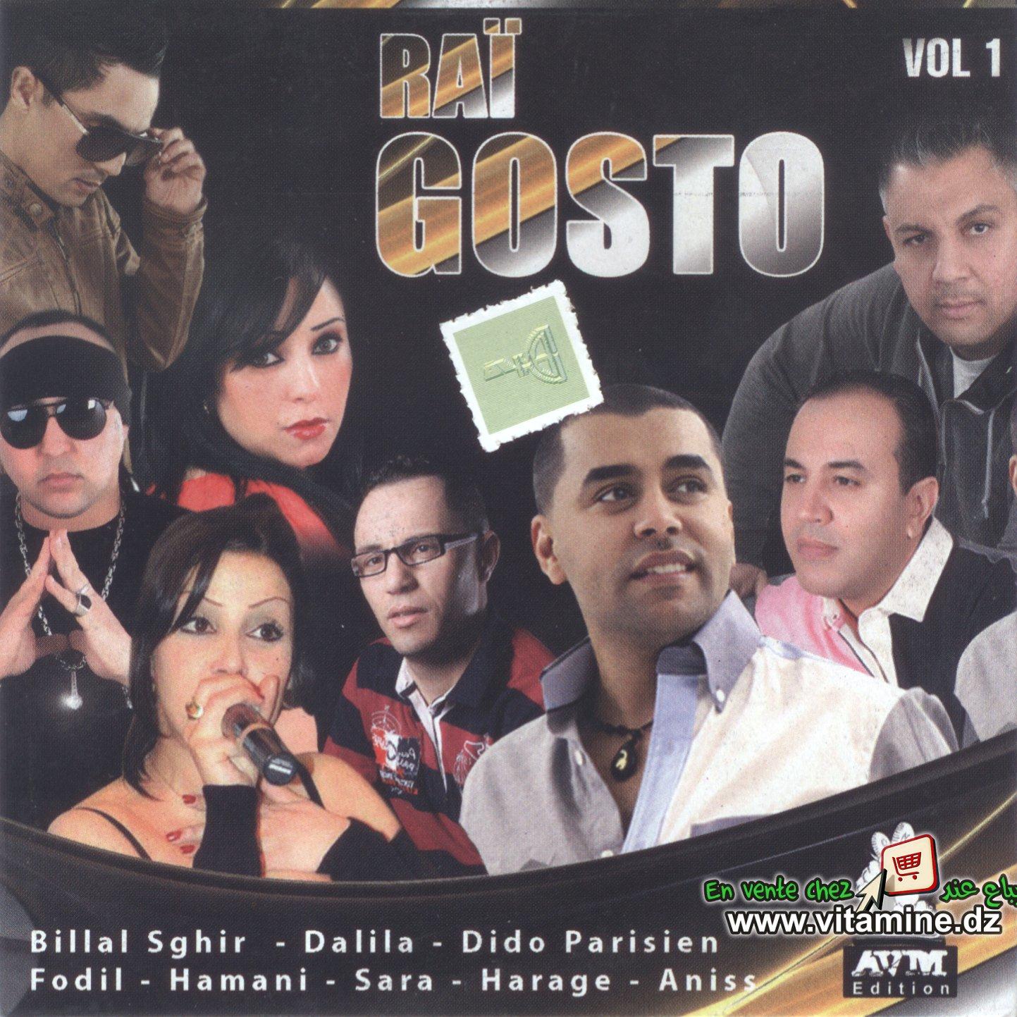 Raï Gosto - vol 1