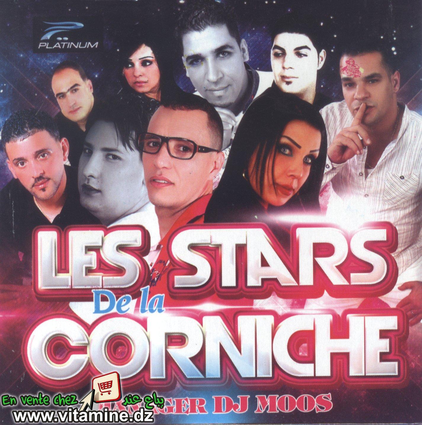 Les stars de la Corniche