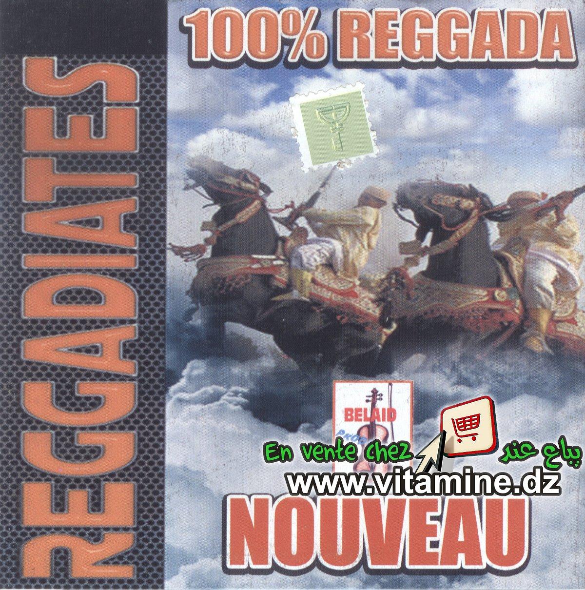 100% Reggada - compilation