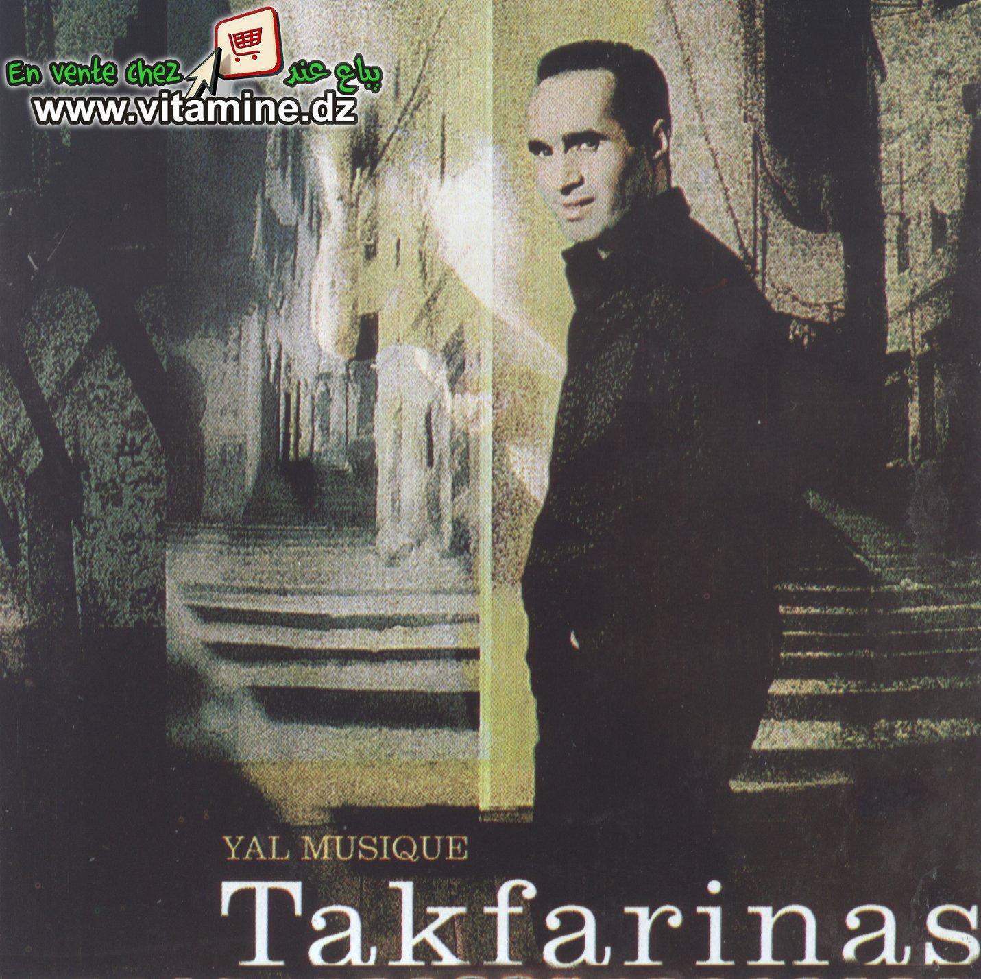 Takfarinas - yal musique