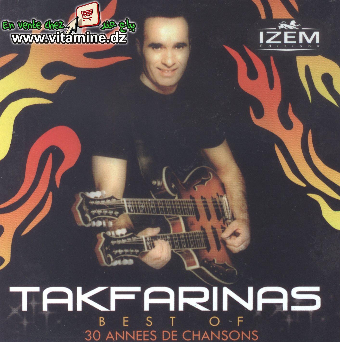 Takfarinas - best of