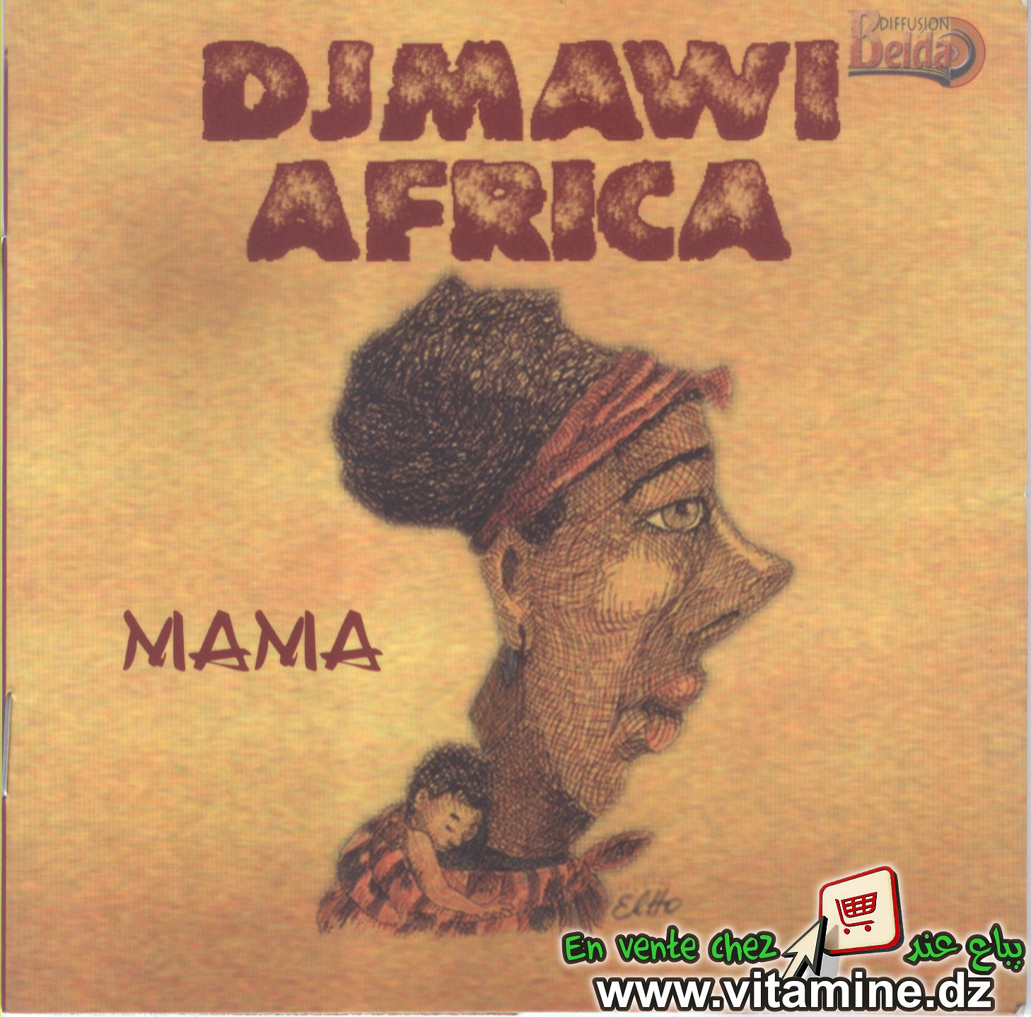 Djmawi Africa - mama