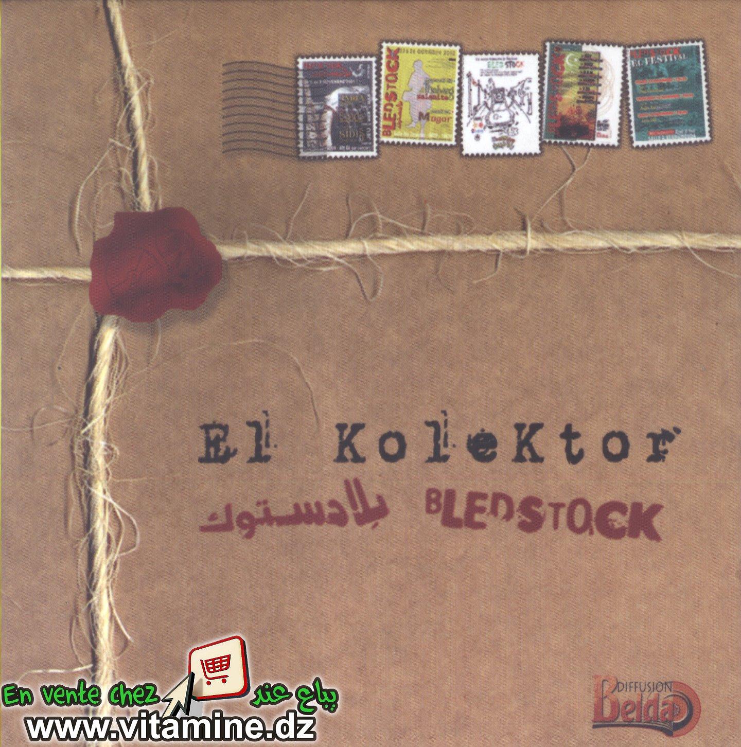 Bledstock - el kolector