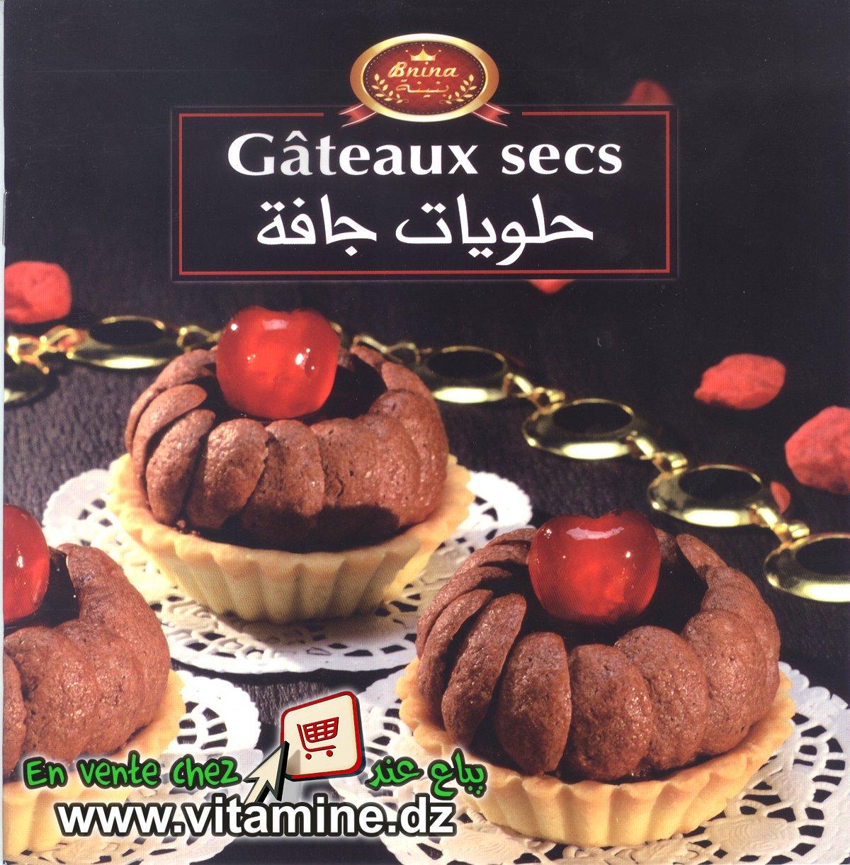 Bnina - Gâteaux secs