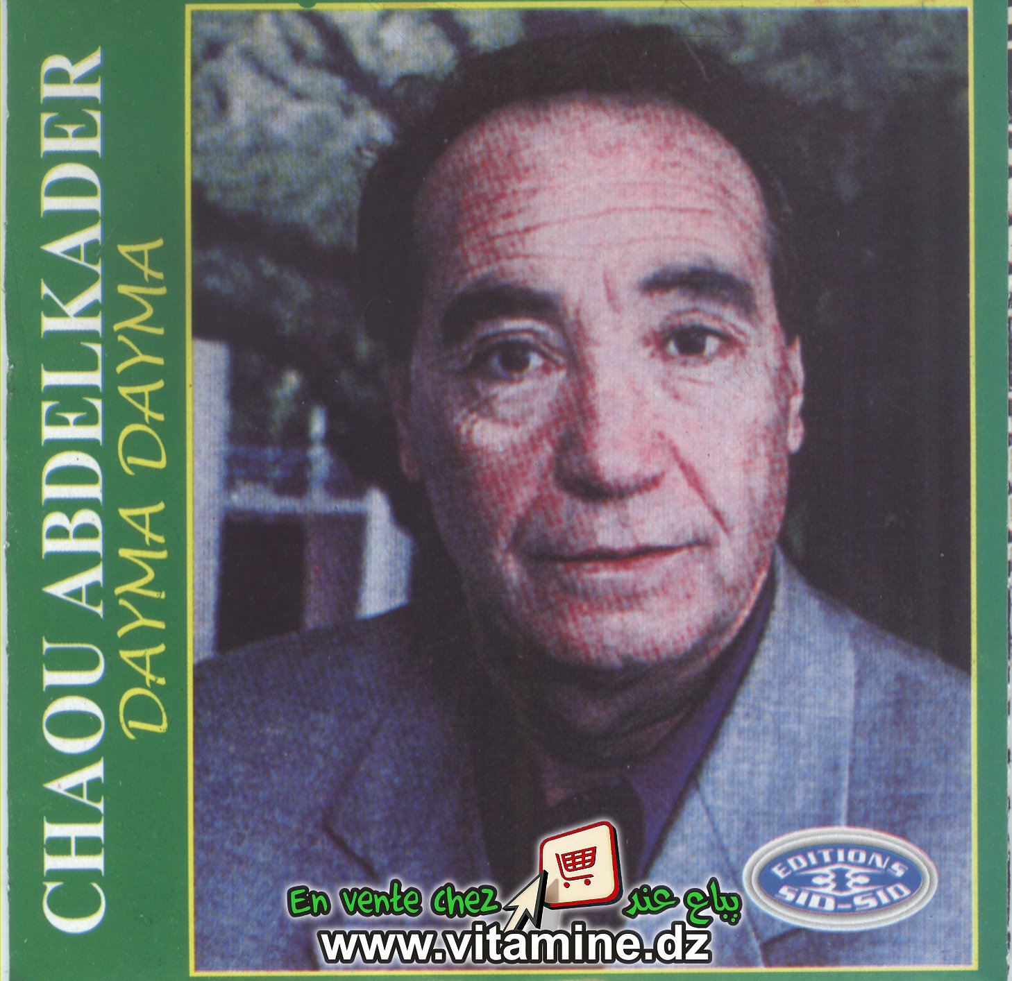 Chaou Abdelkader - dayma dayma