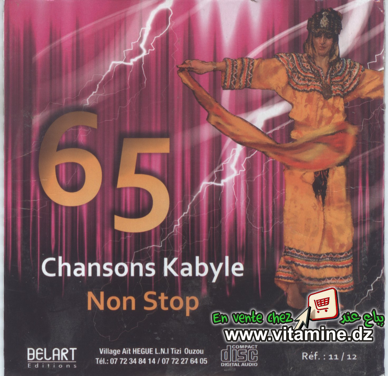 65 chansons kabyles non stop