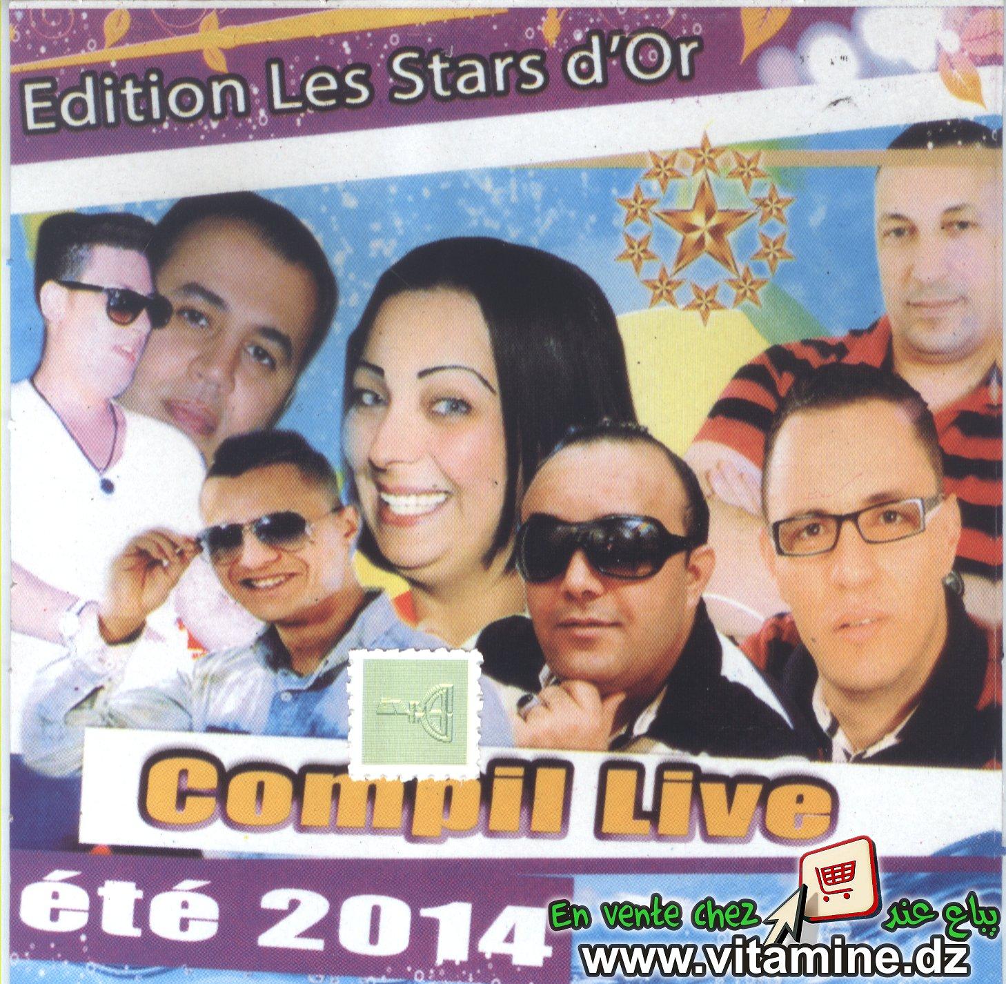 compil live été 2014