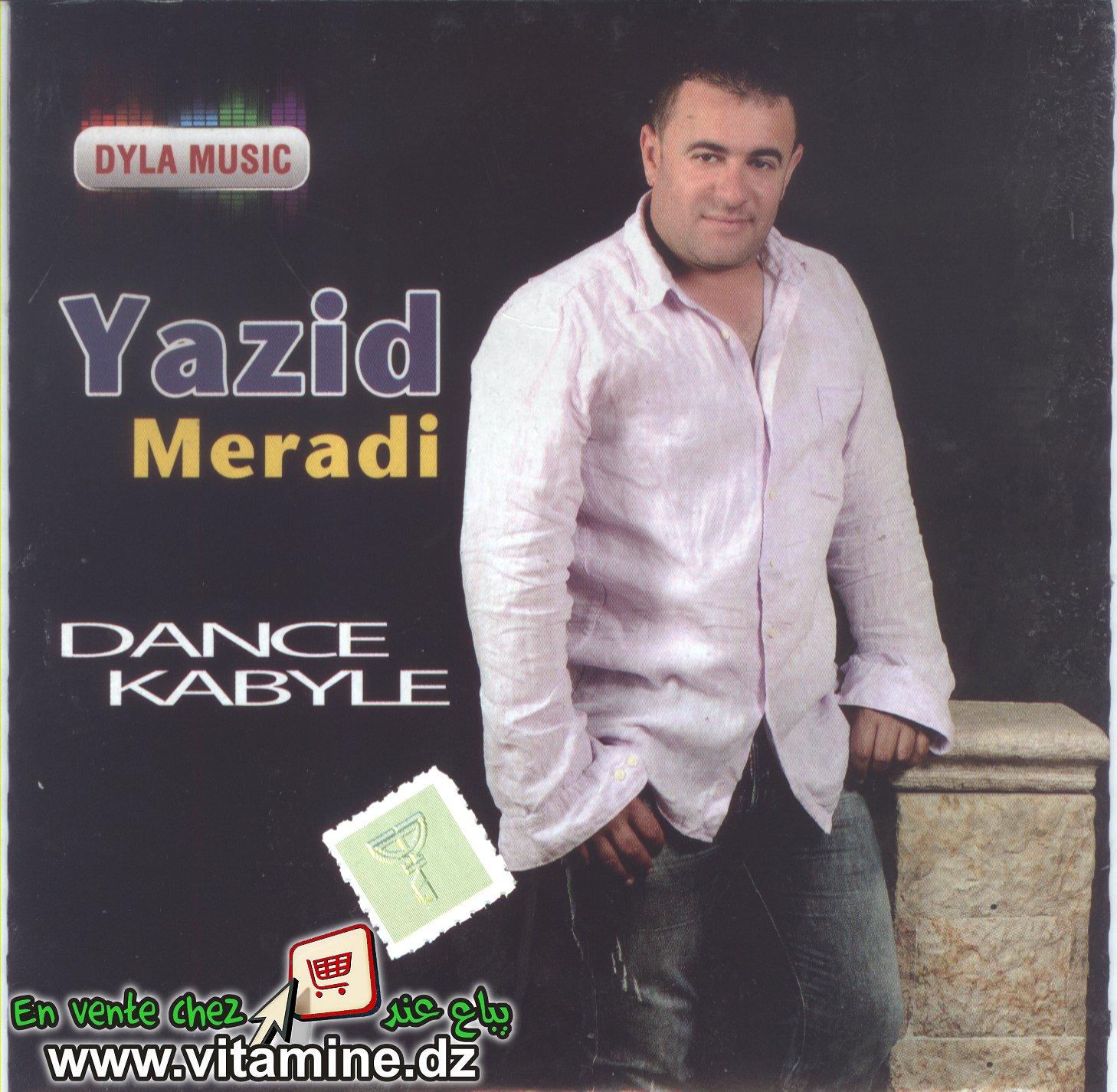Yazid Meradi - dance kabyle