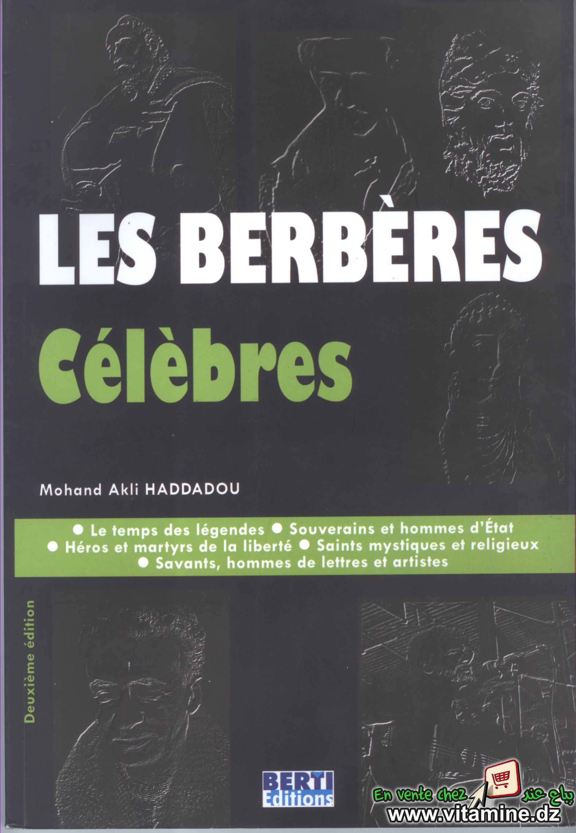 Mohand Akli Haddadou - Les Berbères Célèbres