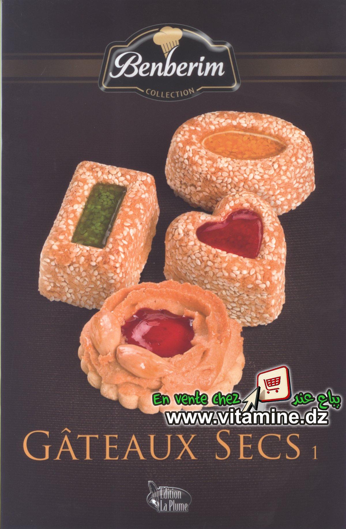 BENBERIM Saïda - Gâteaux secs 1