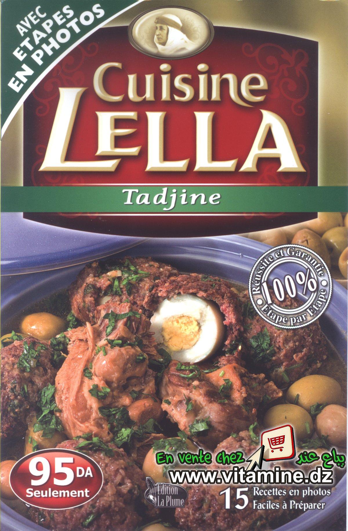 Cuisine Lella - Tadjine