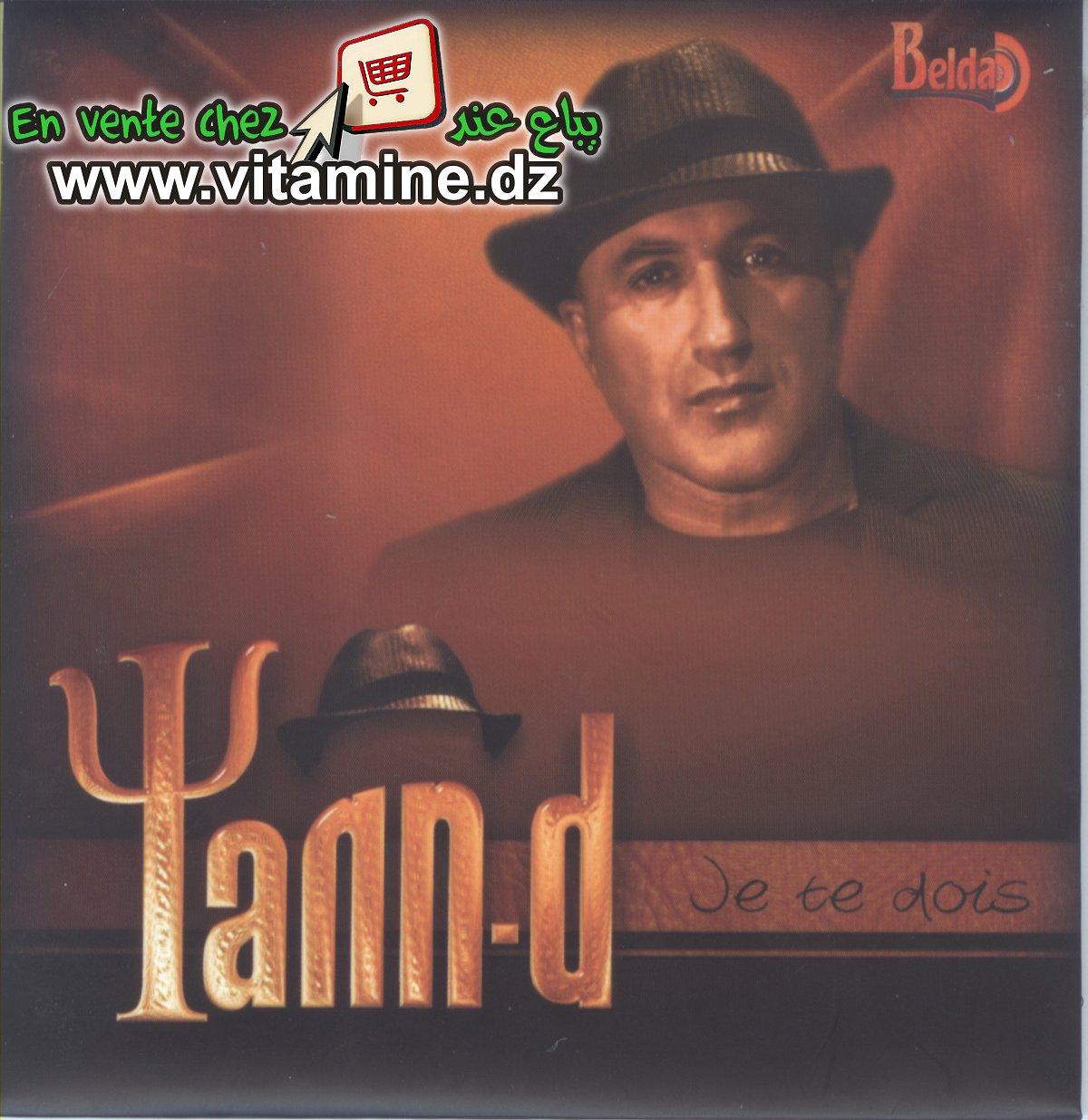 Yann-D - Je te dois