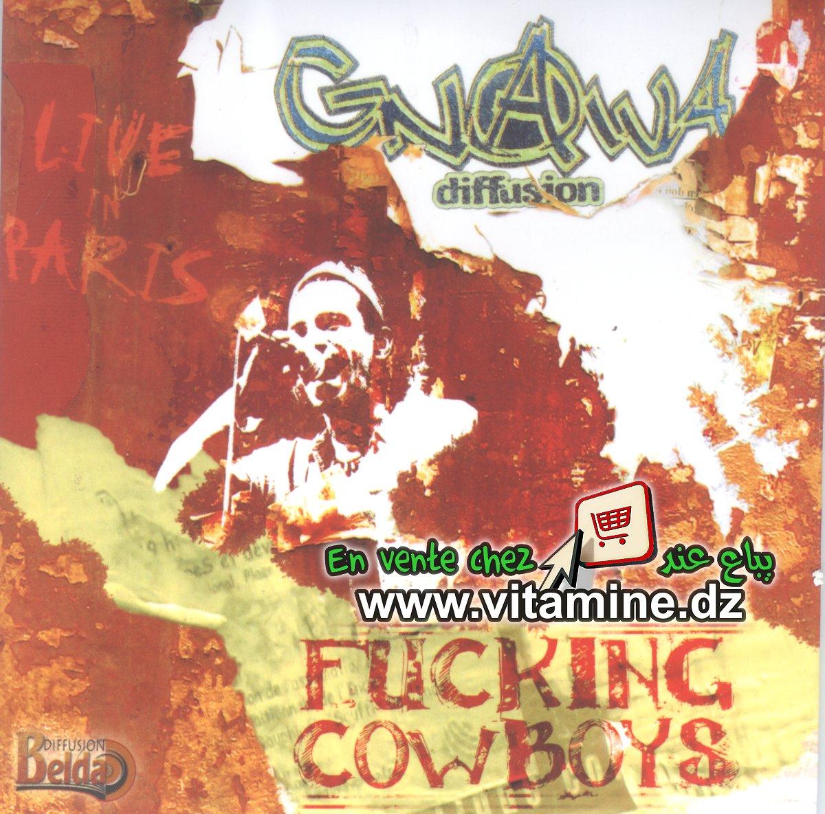 Gnawa diffusion - Fucking cowboys