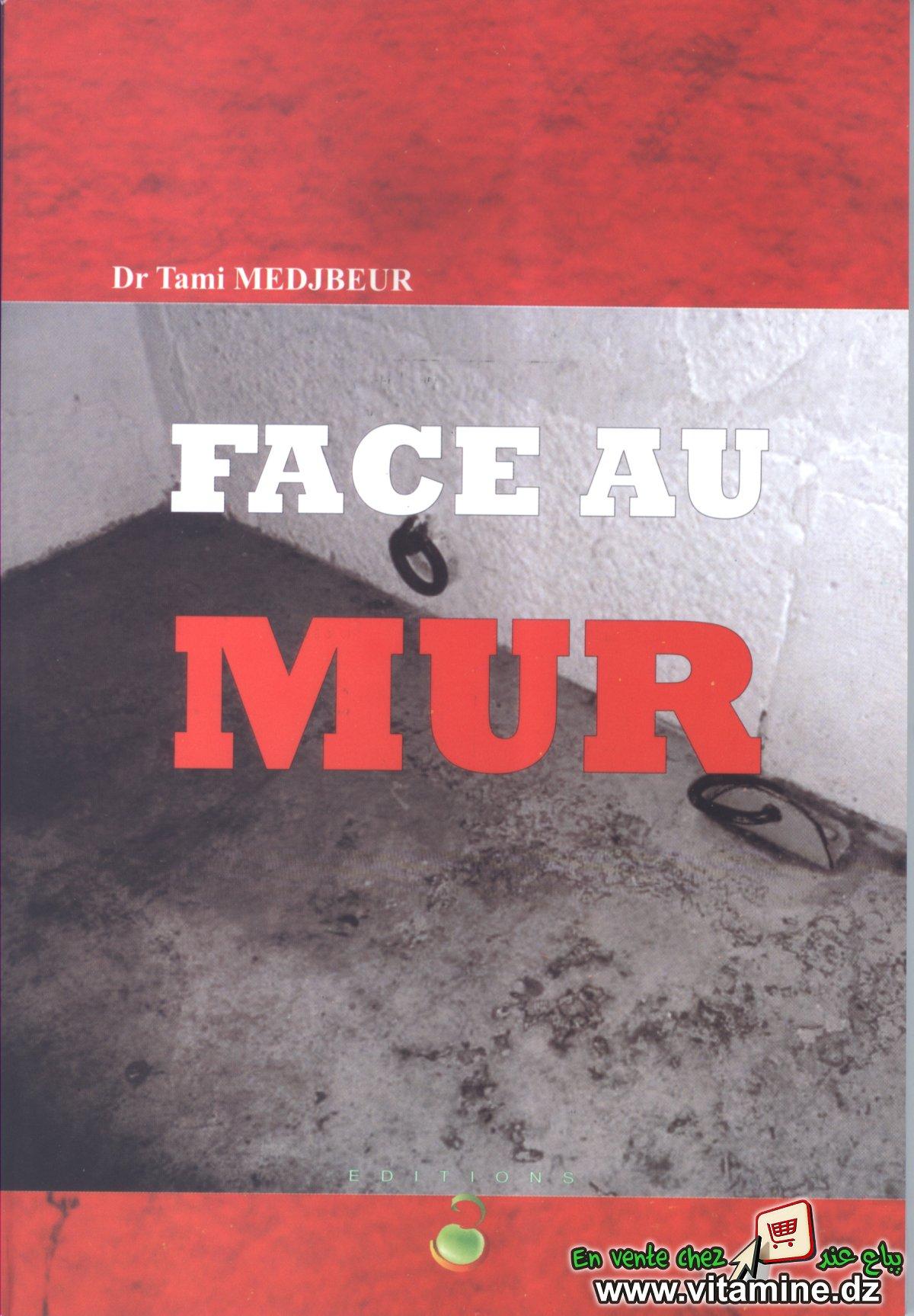 Tami Medjbeur - Face au mur