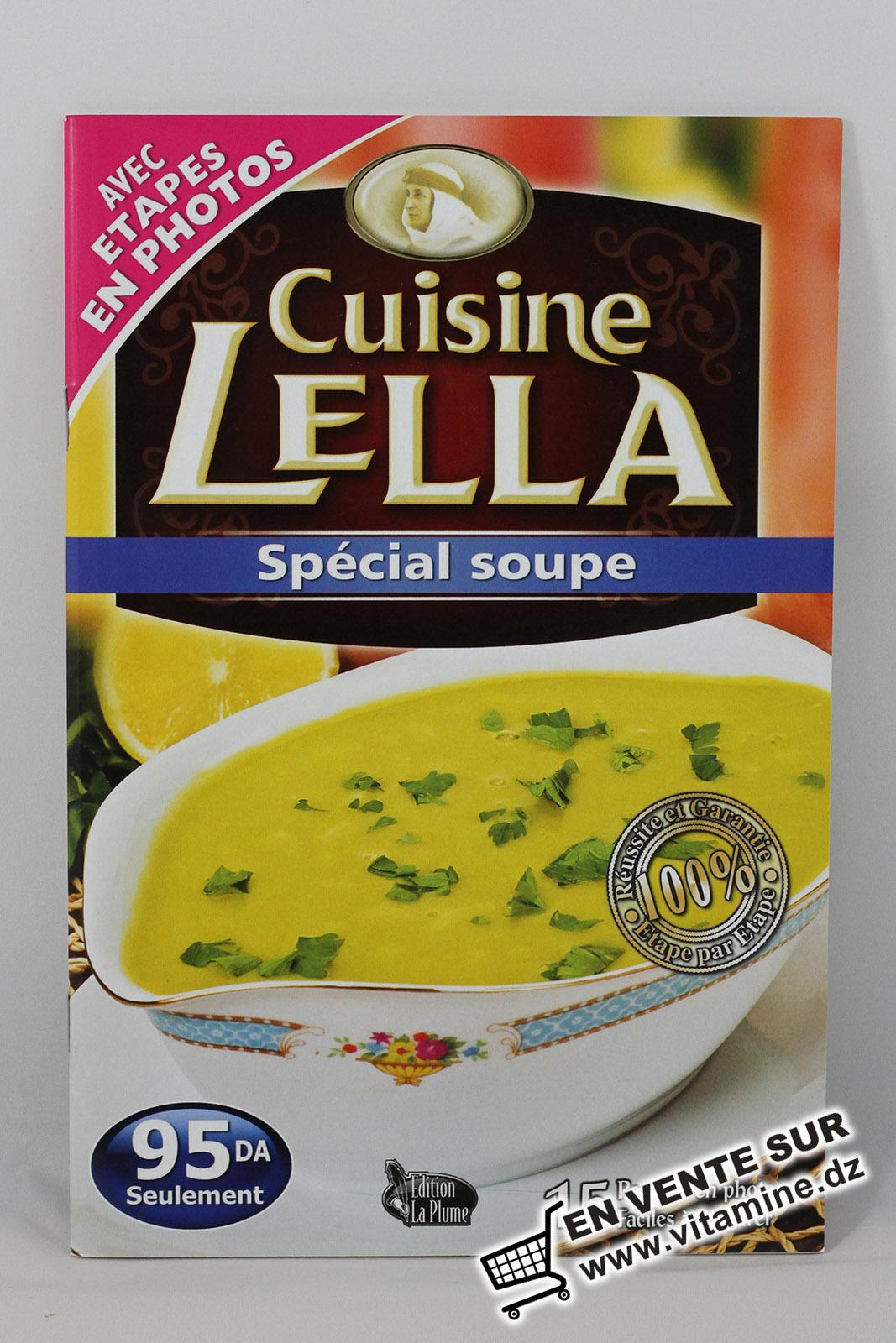 Cuisine Lella - Spécial soupe