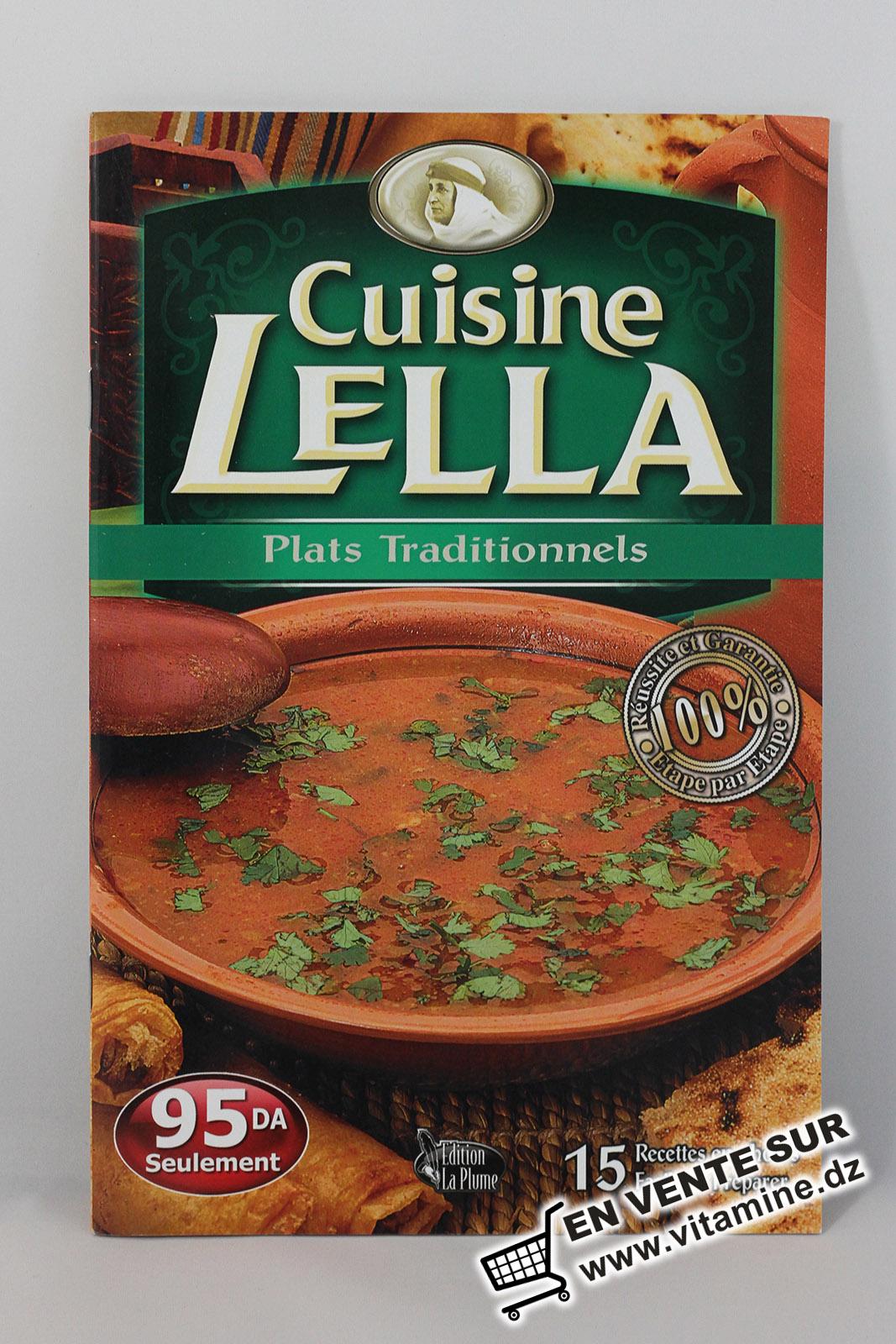 Cuisine Lella - Plâts traditionnels