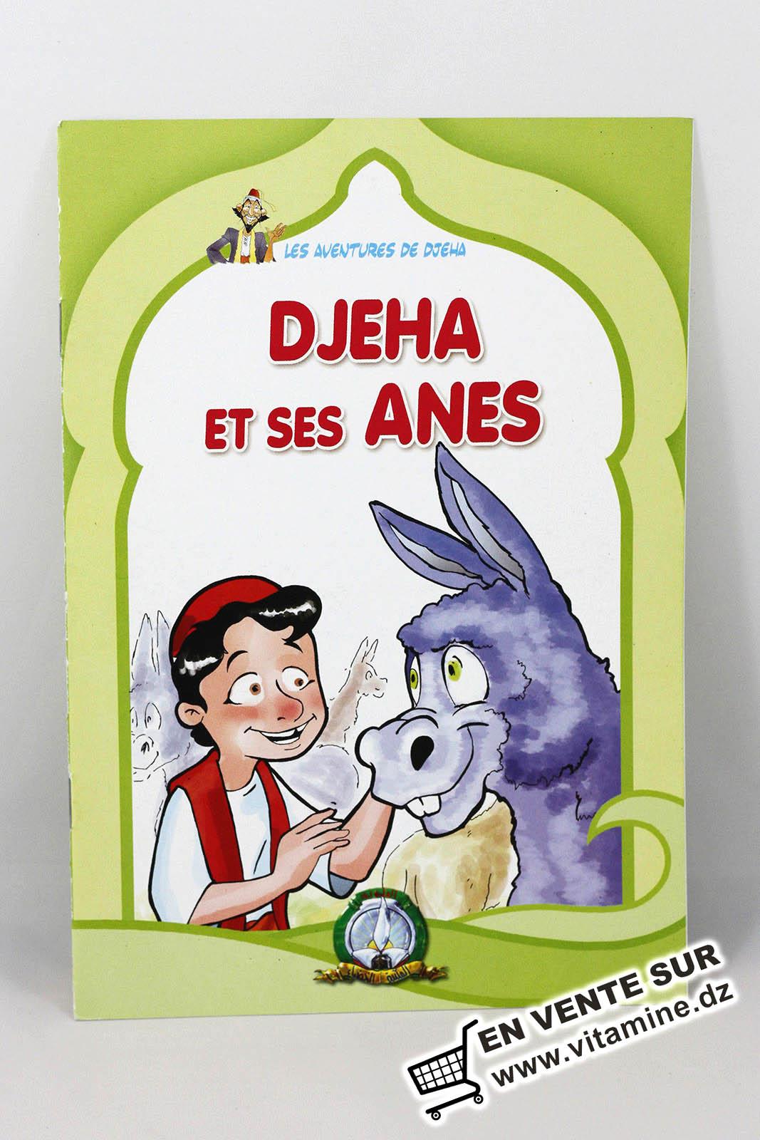 Les aventures de Djeha - Djeha et ses anes
