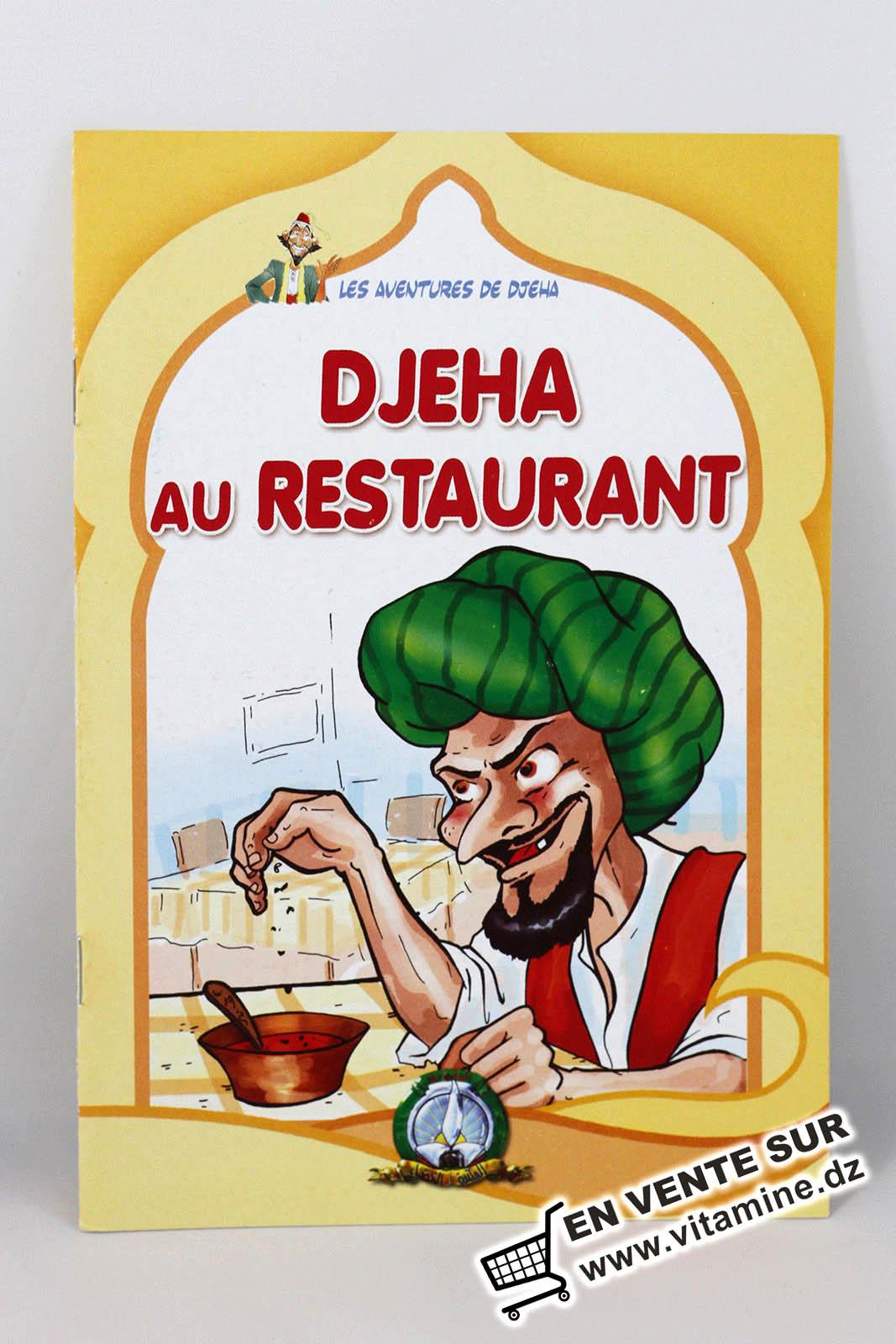 Les aventures de Djeha - Djeha au restaurant