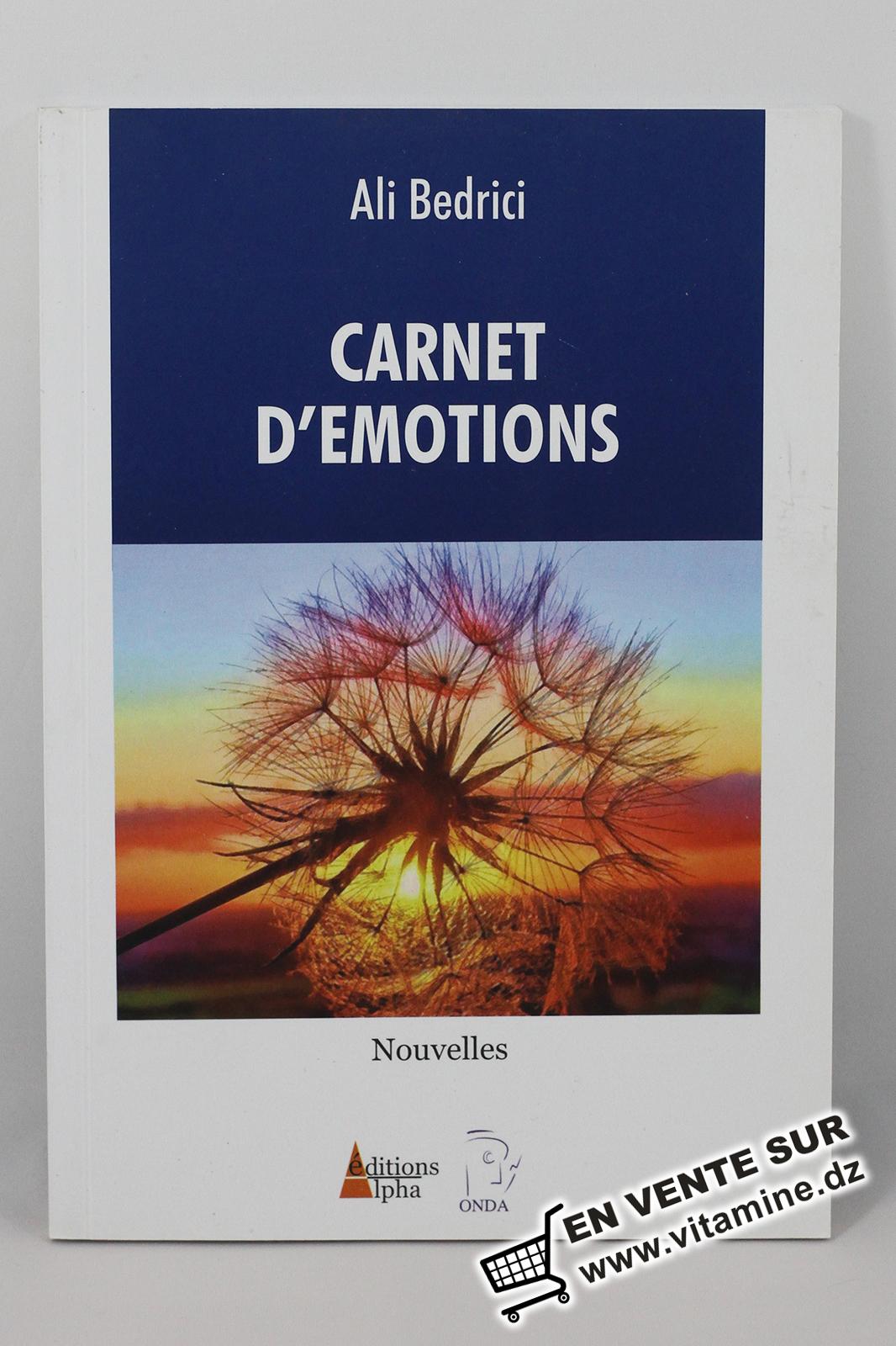 Ali Bedrici - Carnet d'Émotions