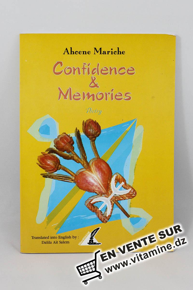 Ahcène Mariche - Confidence & Memories